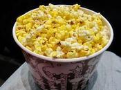 Eating Popcorn Cinema Makes People Immune Advertising
