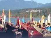 First Nation Dodges Tankers Protesting Kinder Morgan Pipeline