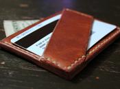 GuardedGoods Men's Slim Minimal Leather Wallet