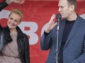 Navalny's Prison Sentence Suspended