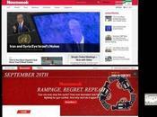 Newsweek: New, Newsier (extra) Website