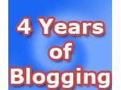 Successful Years Blogging