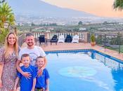 Staying Spanish Villa Family Holiday Spain
