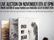 Syri-Arts October 20-November 2013 Auction Raise Funds Syrian Refugee Children