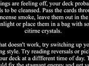 Tarot #11: When Cards Don't Work…