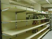 Re-stocking Bare Shelves