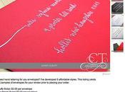 Affordable Wedding Calligraphy: Etsy