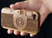 Beautiful Wooden Cases Designed IPhone