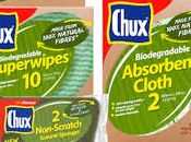 Hubby's Blogging Debut Chux Biodegradable Cleaning Products