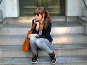 Outfit: Leopard Sneakers