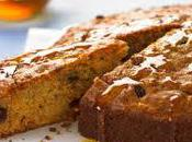 Carrot Cake, Honey Raisins