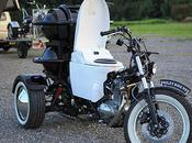 Motorized Tricycle That Runs Human
