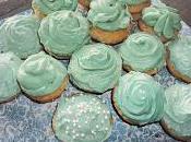 Vintage Vanilla Cupcakes