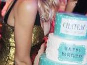 Brit Morgan Celebrated Birthday Vegas
