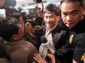 Dacer Slay Case: Michael Aquino Arrives Office