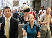 Arrests Made During Occupy Wall Protest