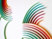 Quilled Wall Melissa Hoose