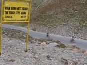 Baralacha-la (4900m) Pass Where Many Roads Meet