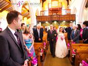 Midland Hotel Wedding Part Fabulous Father Dennis Takes Centre Stage
