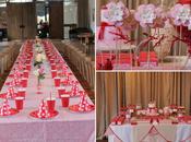 Pink Polka Themed Birthday Sweet Treats