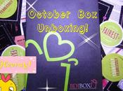Unboxing: October