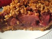Browned Butter Apple Berry Crumble