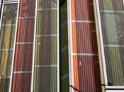 SwissTech Convention Center Features Multicolored Solar Panel Facade