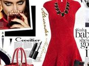 LUXE Fashion Style:: Gloss Black with Alexander McQueen