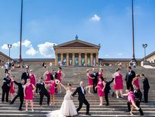 Fantastic Philly Wedding