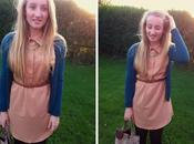 Outfit Post: Oasap Shirt Dress