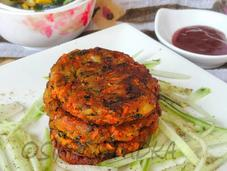 Zucchini Fritters/ Cakes