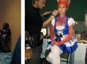 Crimson MakeUp Show Live*