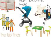 FIVE FINDS Modern Kids
