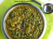 Keerai Kootu Recipe Thandu