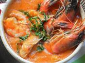 Vatapa Salted Shrimp Stew from Bahia, Brazil