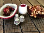 Very First Recipe Triple Choc Brownie with Raspberry Sauce Featuring Nespresso Cioccorosso