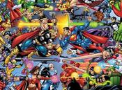 DC-Marvel Onscreen