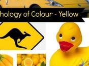 Psychology Colour Yellow