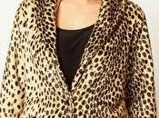 Inspiration Leopard Print Coat