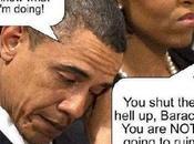 Mooch Says Obama Always Bathroom, Singing