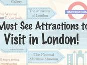 Must Attractions Visit London [Infographic]