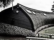Curved Boathouse, Thornton Reservoir,Leicestershire #leicestershire#camera+