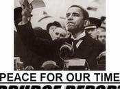 "Drudge Evokes Chamberlain's ""Peace Time""; Obama Precursor Holocaust?"