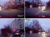 Watch: Road Russia Explode Like Volcano