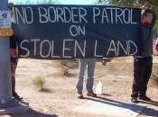 O'odham Anarchist Thanksgiving Protest Against Border Patrol