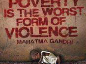 Poverty Violence Inexcusable