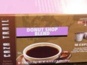 Caza Trail's Donut Shop Blend K-cups Coffee