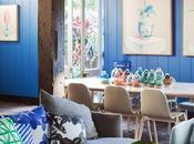 Tour Modern, Colorful Design Files Show House Sydney