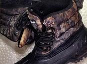 Carp Kinetics Native Waterproof Camo Track Boots