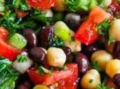 Bean Salad (Salsa Dressing) Recipe
